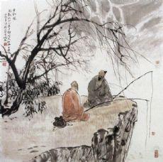 chuang tzu pescando 2